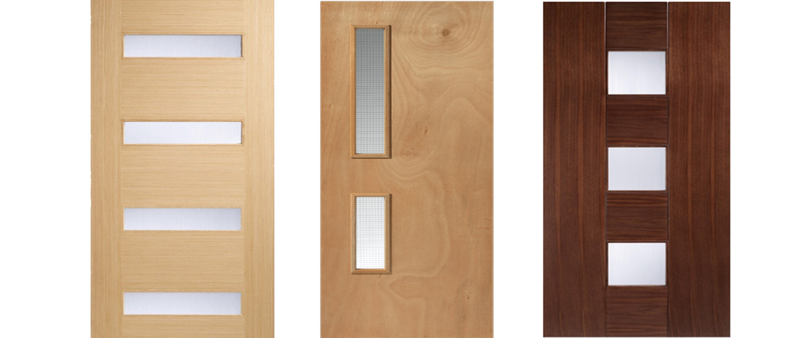 Flushed Doors Cheap Price Solid Wood Doorveneer Wooden